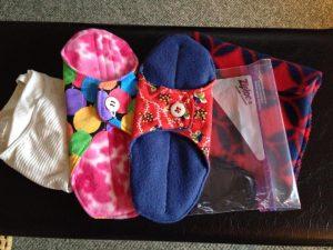 Girls Project Menstrual Kit